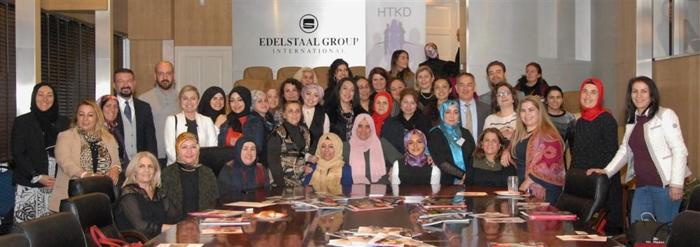 8 Mart Kadınlar Günü Kutlamasında Kadınlar Bilgilendirildi