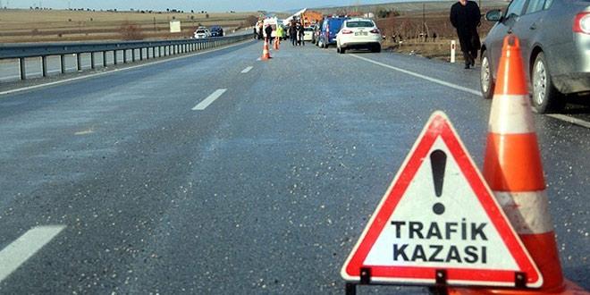 Ardahan'da kaza: 1 ölü, 2 yaralı