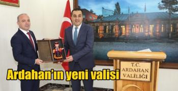Ardahan'ın yeni valisi