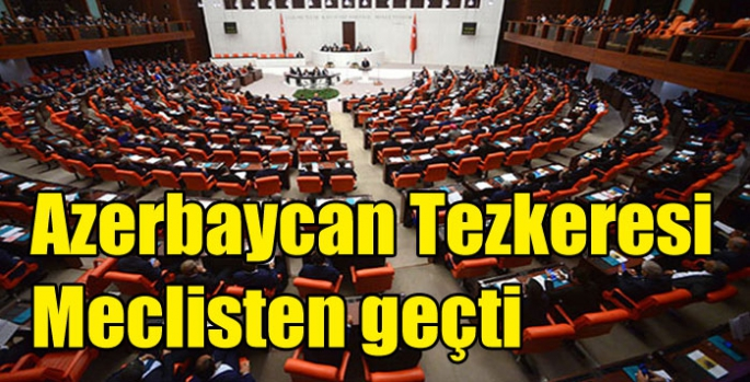Azerbaycan Tezkeresi, Meclisten geçti