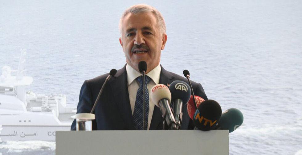 Bakan Arslan: Türkiye, mega yat üretiminde dünya üçüncüsü