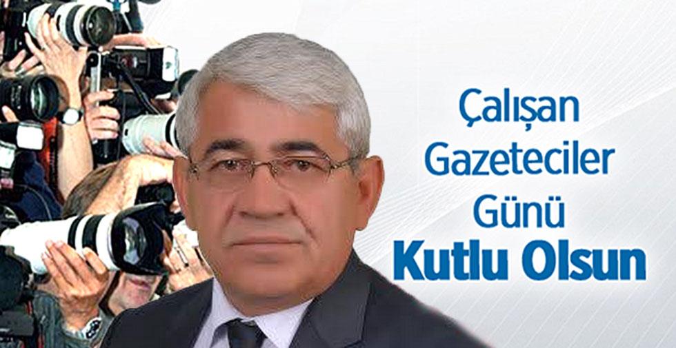 Başkan Karaçanta'nın 10 Ocak Çalışan Gazeteciler Günü Mesajı