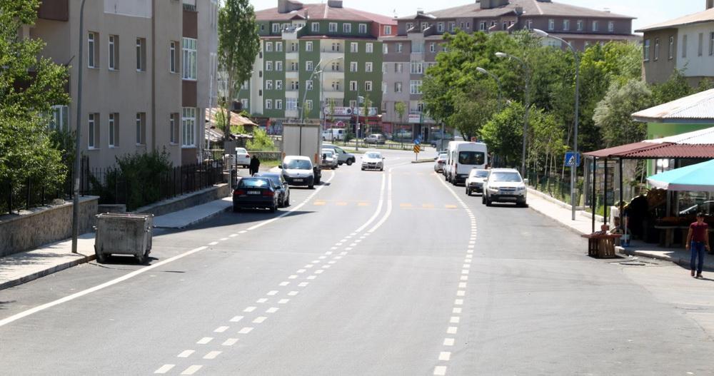 Büyükşehir Şükrüpaşa'da Yolları Baştan Aşağı Yeniliyor