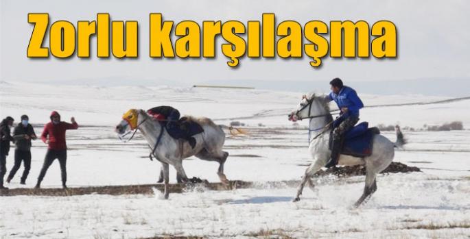Cirit atlarının zor anları
