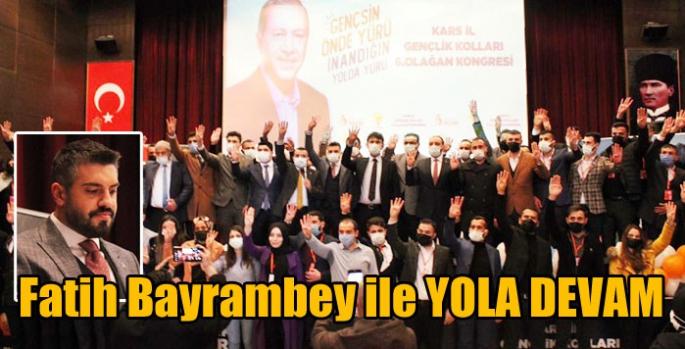 Fatih Bayrambey ile YOLA DEVAM