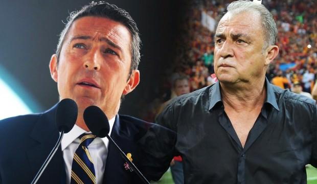 Galatasaray'dan Ali Koç'a 'sicil' cevabı! verildi