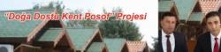 Ardahan Posof'a turistik Bungalov evler yapılıyor