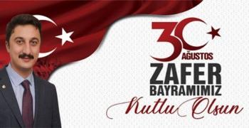 Başkan Alibeyoğlu'nun 30 Ağustos Zafer Bayramı Mesajı