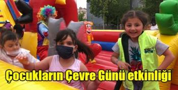 Çocukların Çevre Günü etkinliği