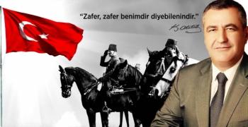 Erkan Koçali'nin 30 Ağustos Mesajı