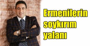 Ermenilerin soykırım yalanı