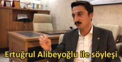 Ertuğrul Alibeyoğlu ile söyleşi