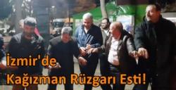 İzmir'de Kağızman Rüzgarı Esti!