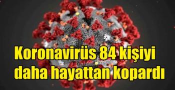Bakan Koca koronavirüs tablosunu paylaştı