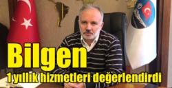 Kars Belediye Başkanı Ayhan Bilgen 1 yıllık hizmetleri değerlendirdi
