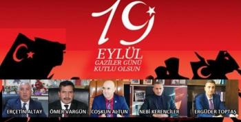 Arpaçay, Akyaka, Digor, Dağpınar, Selim Belediye Başkanlarından Gaziler Günü Mesajı