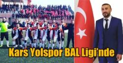 Kars Yolspor BAL Ligi'nde