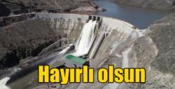 Köroğlu Barajı ve Kotanlı Hes tesisleri