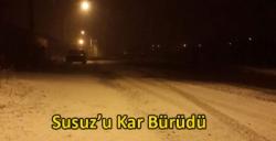 Susuz'u Kar Bürüdü