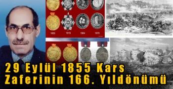 Tarihin Altın Sayfası 29 Eylül 1855 Kars Zaferinin 166. Yıldönümü