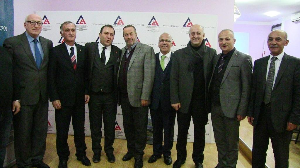 Kaçakçılık Gürcistan'da masaya yatırıldı