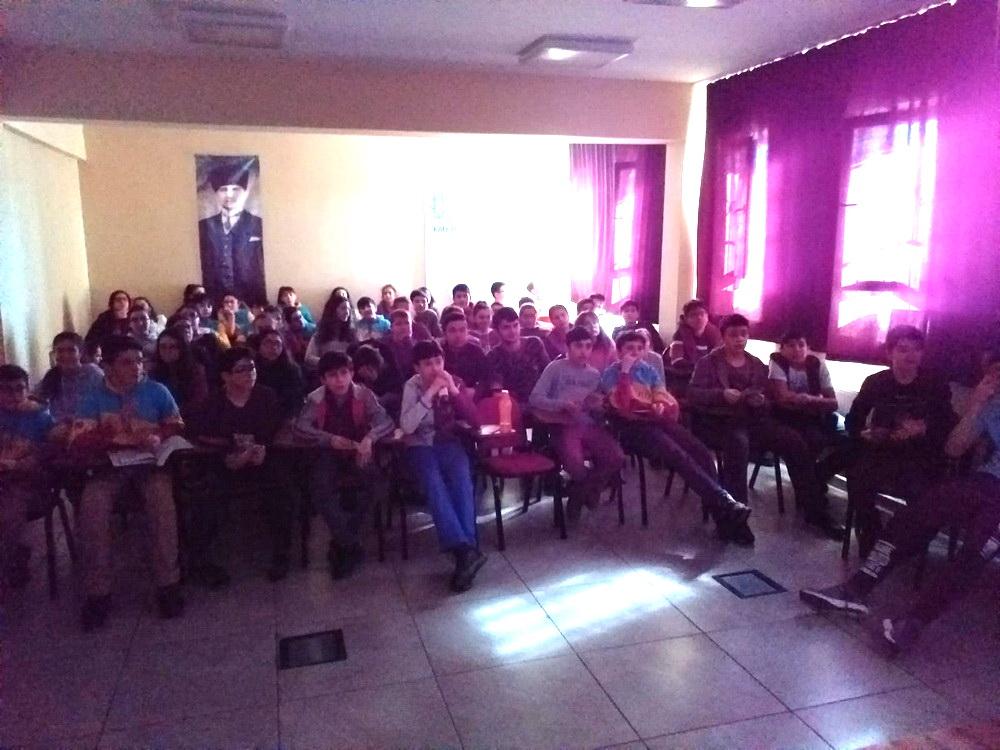 KAKÜV'de teknoloji bağımlılığı semineri
