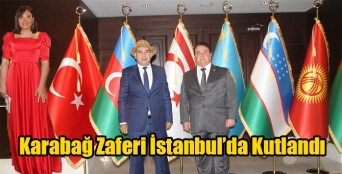 Karabağ Zaferi İstanbul'da Kutlandı