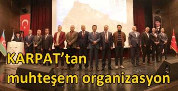 KARPAT'tan muhteşem organizasyon