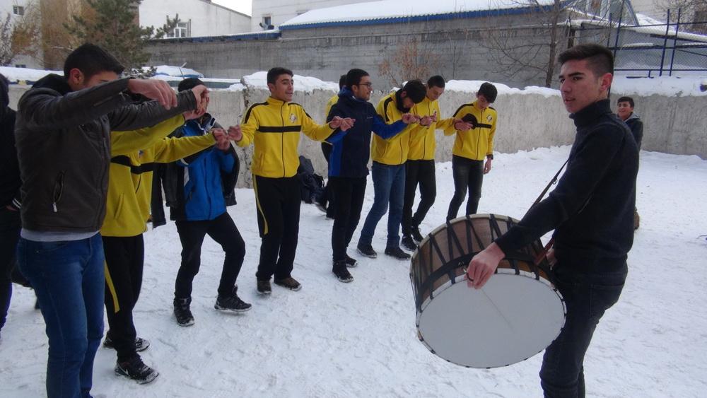 Kars Final Temel Lisesi Futsal İl Birincisi Oldu