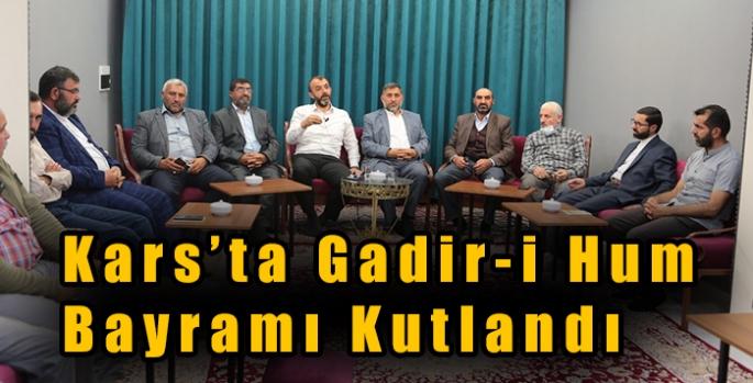 Kars'ta Gadir-i Hum Bayramı Kutlandı