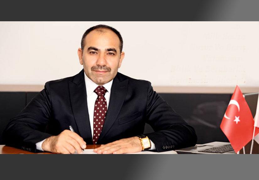 Kars36 Spor Kulüp Başkanı Muharrem Yıldız'dan basın açıklaması
