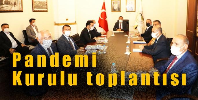 Pandemi Kurulu toplantısı