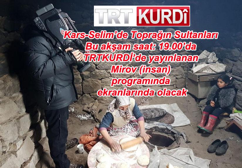 Toprağın Sultanları'nın Başarı Öyküsü TRT KÜRDİ'de