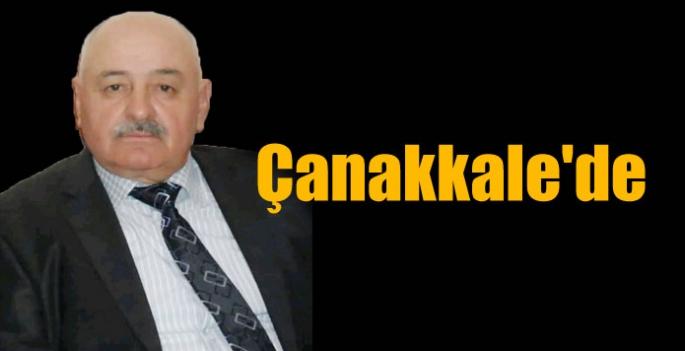 Vagif Necefzade: Çanakkale'de