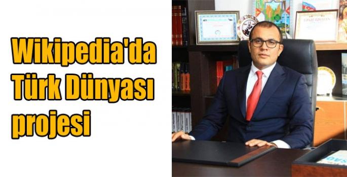 Wikipedia'da Türk Dünyası projesi